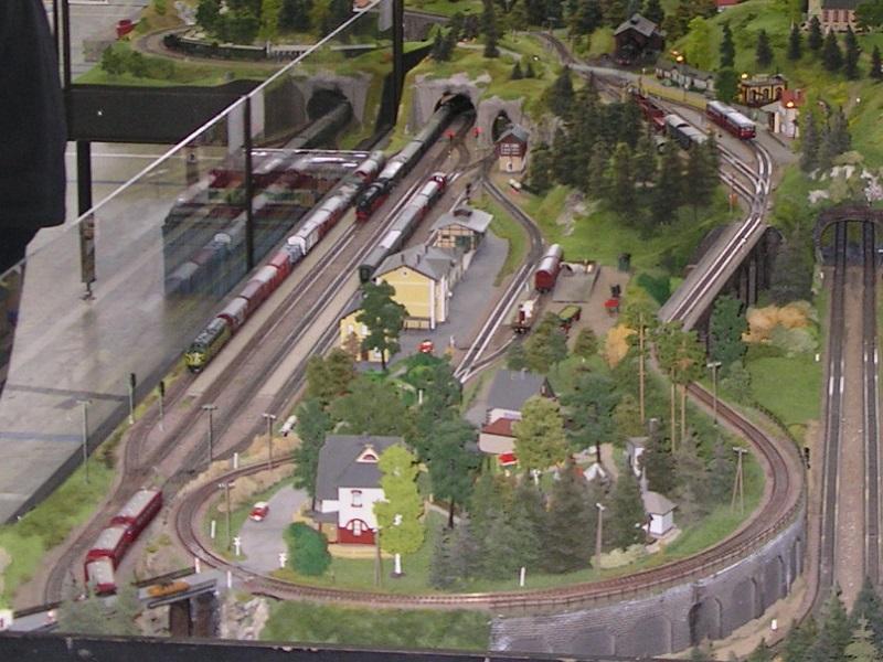 Spiegelbahn 2005