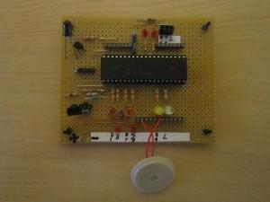 Entwicklungsboard Decoder V6