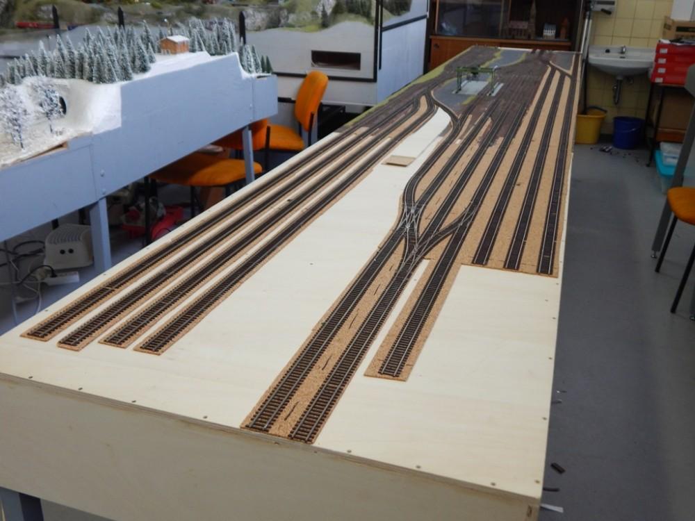 Betriebsstelle Rangierbahnhof