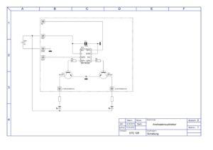 Schaltplan Lichtzeichenanlage