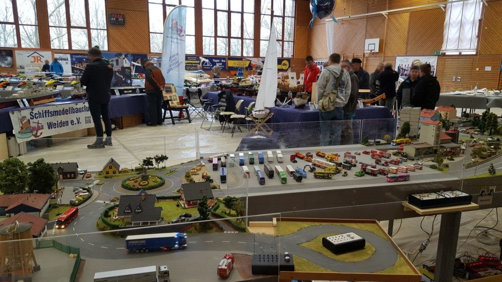 Ausstellung des MSC Vohenstrauß
